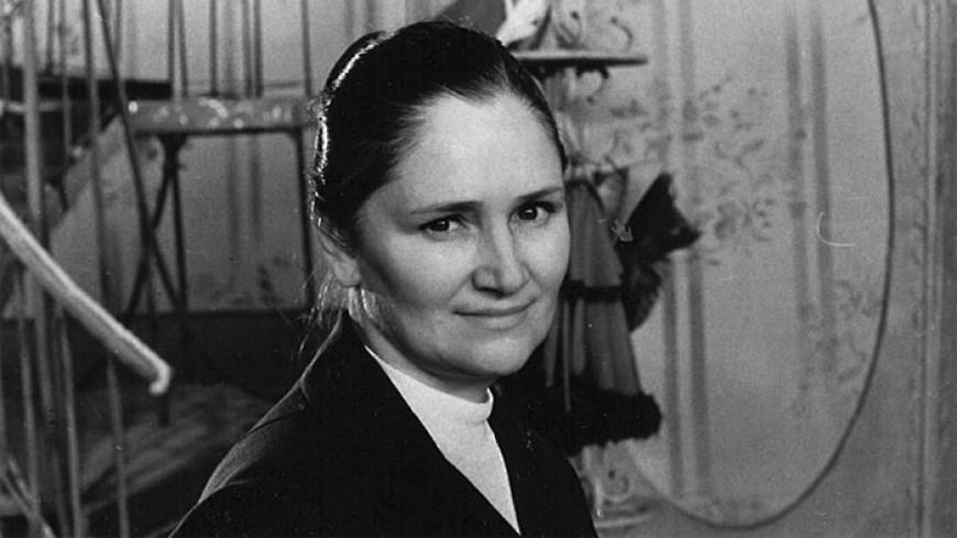 Умерла актриса, режиссер «Голубой чашки» Майя Маркова