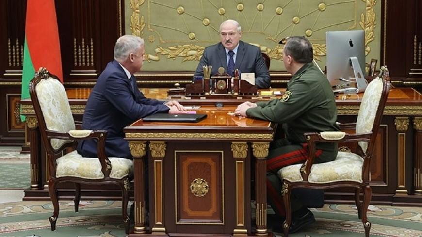 Лукашенко: Главная причина внутриполитических событий в Беларуси – влияние извне