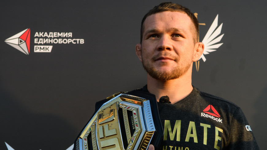 Чемпион UFC Петр Ян сразится с американцем Стерлингом 12 декабря