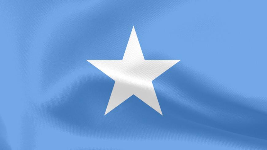 -, флаг сомали