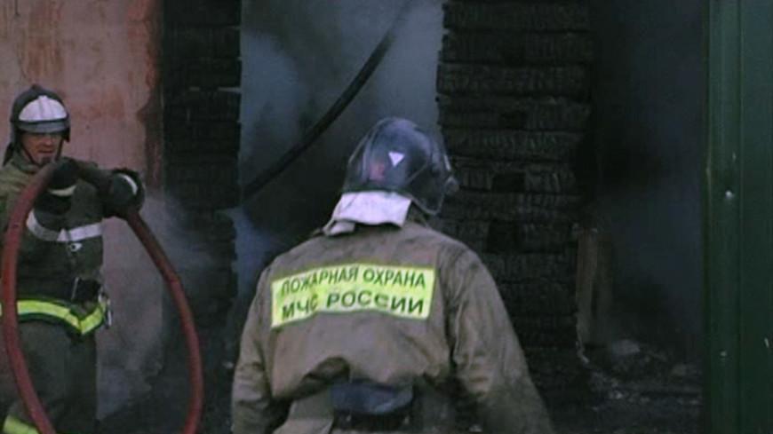 Пожар в Красноярском крае локализован