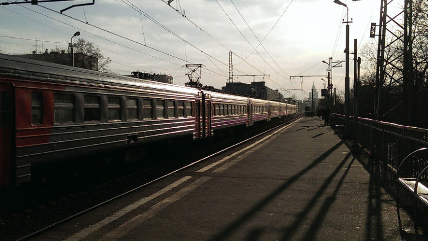 "©  Фото: Елизавета Шагалова, ""«Мир24»"":http://mir24.tv/, платформа, поезд, перрон, железная дорога, ржд"