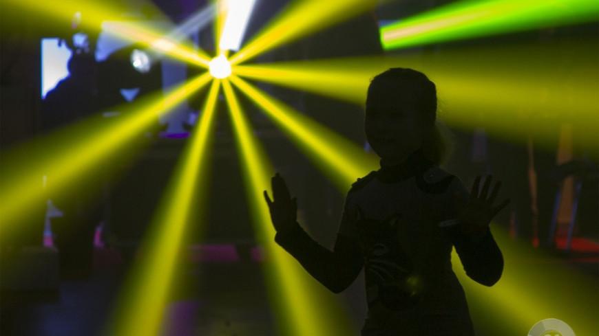 """Фото: """"«МИР 24»"""":http://mir24.tv/, вечеринка, клуб, свет, светомузыка, дискотека"""