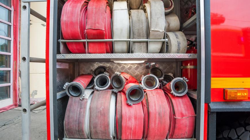 В санатории Минобороны «Ялта» произошел пожар