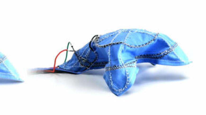 В США создали «умную» ткань, способную реагировать на внешние изменения