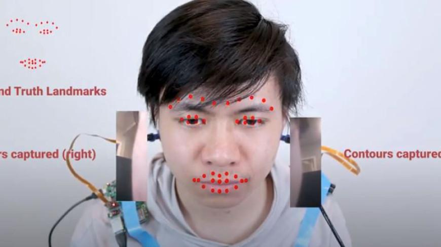 В США ученые разработали наушники, способные распознать мимику человека