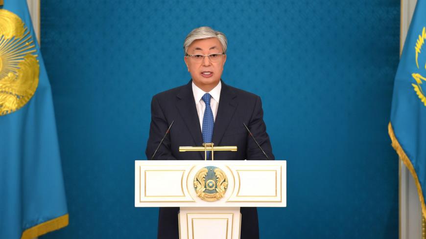 Токаев призвал казахстанцев придерживаться карантинных мер