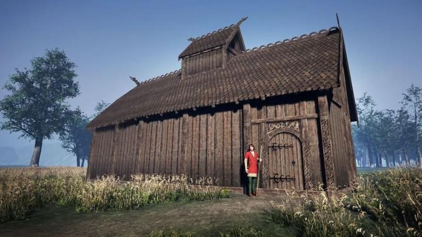 Древний храм в честь Одина и Тора нашли в Норвегии
