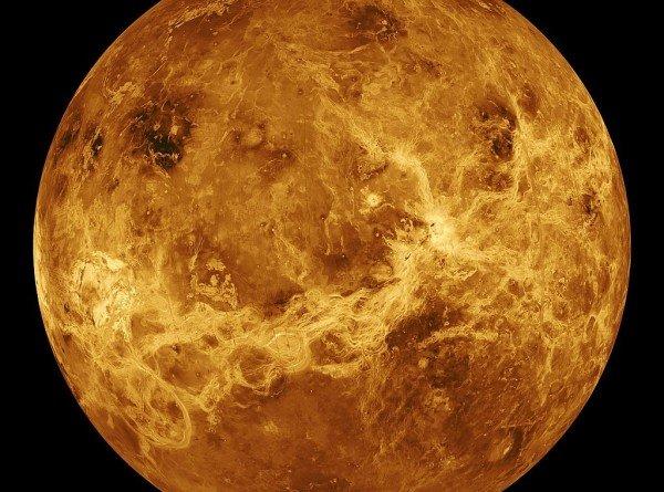 На поверхности Венеры заметили следы древних вулканов