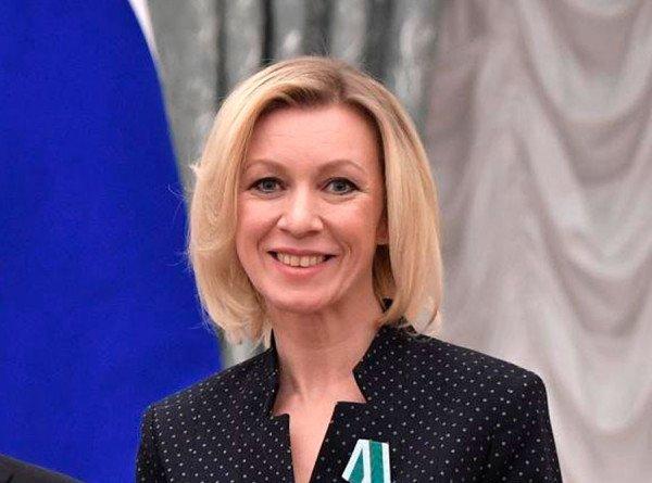 Мария Захарова написала песню для Успенской