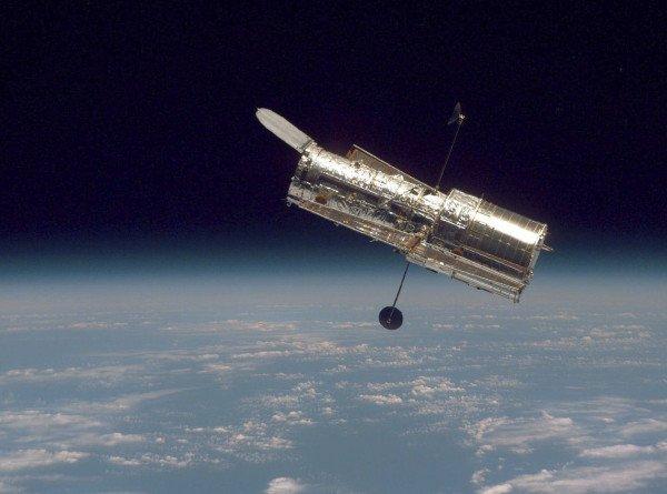 Ученые при помощи Hubble запечатлели белый шторм на Юпитере