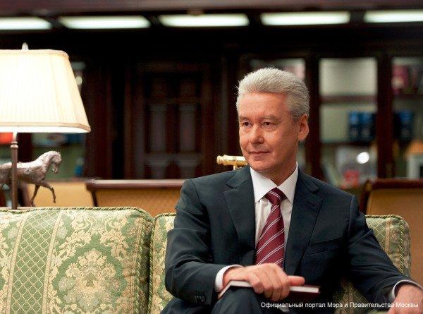 Собянин призвал москвичей старше 65 лет и людей с хроническими заболеваниями перейти на удаленку