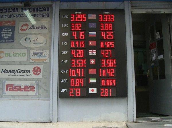 Тенге падает, слабый лари вызвал рост цен: ситуация на валютных рынках стран СНГ и Грузии