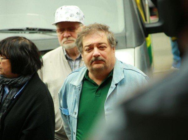 Дело Ефремова: фарс как приговор. Фоторепортаж от здания суда