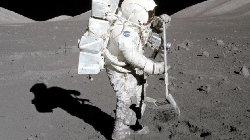 В США создали прибор для уборки пыли на Луне