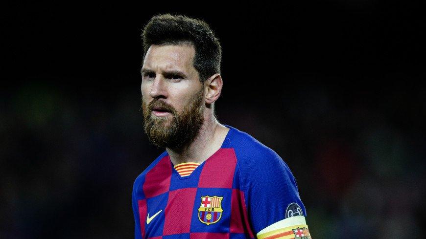Снова на поле: Месси вернулся к тренировкам с «Барселоной»