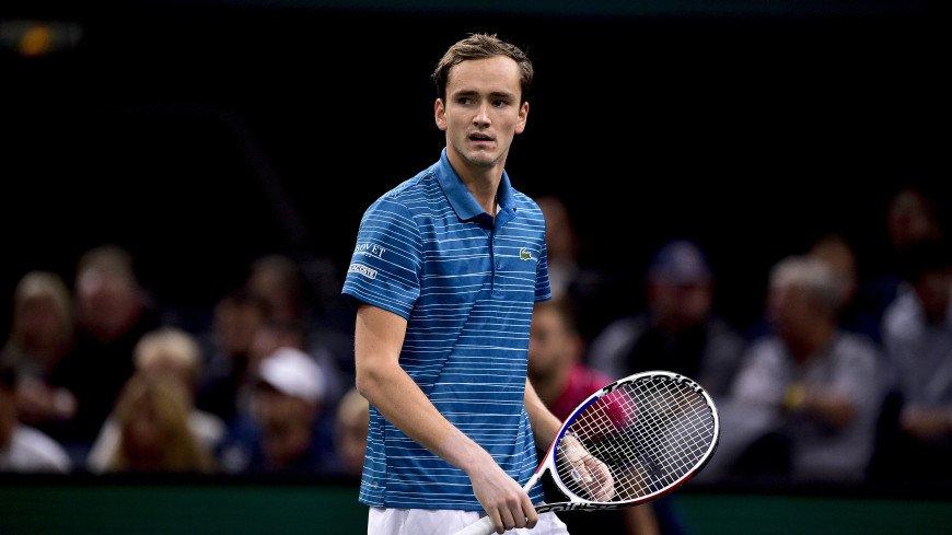 Медведев проиграл Тиму в полуфинале Открытого чемпионата США по теннису