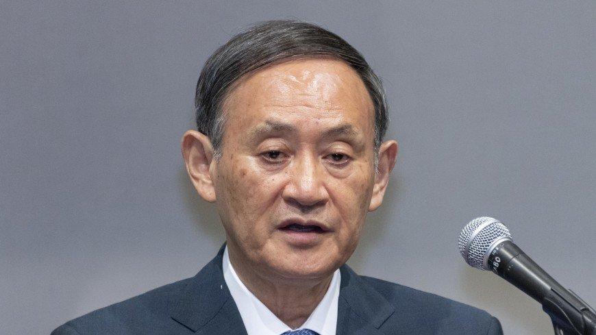 Новый глава правящей партии Японии Суга назначил новое руководство