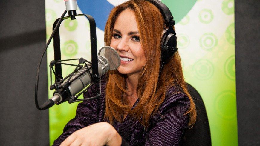 Певица МакSим (Максим) приняла участие в эфире радио Мир