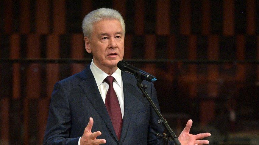 «Успокаиваться нельзя»: Собянин призвал пожилых москвичей минимизировать контакты