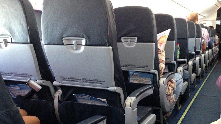 Летевший из Хабаровска в Москву самолет экстренно сел в Югре из-за инцидента с пассажиром