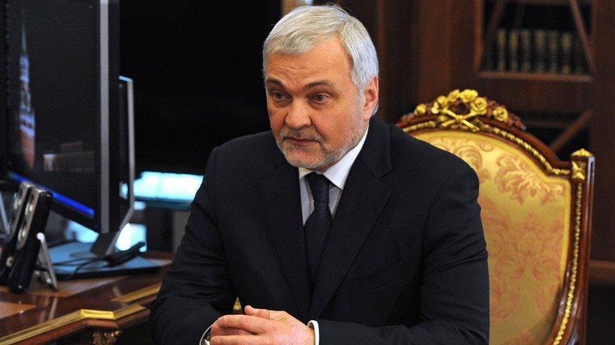 Владимир Уйба официально вступил в должность главы Коми
