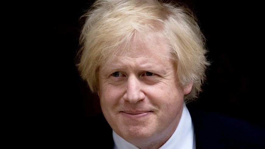 Урчащий живот Бориса Джонсона заставил британцев забыть о COVID-19 (ВИДЕО)