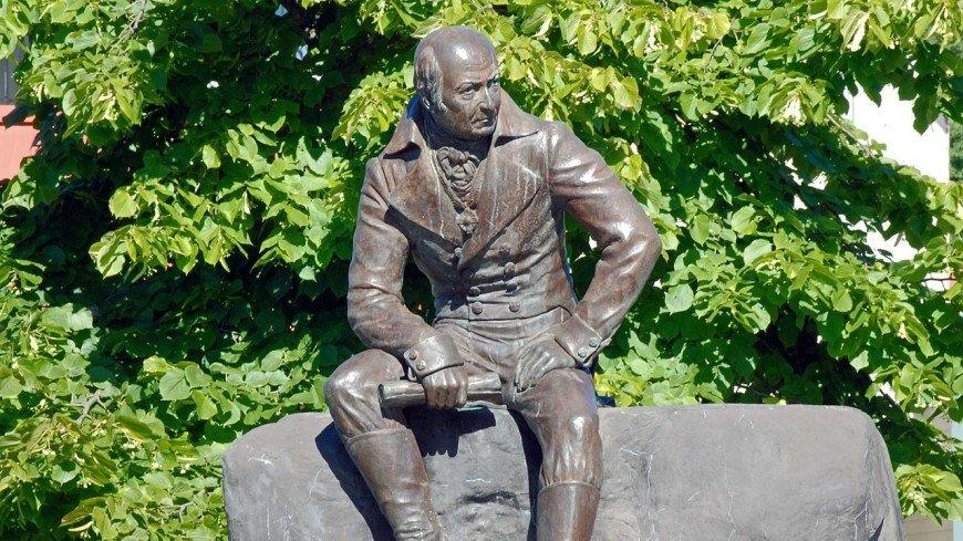 На Аляске приступили к демонтажу памятника Александру Баранову