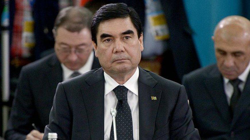 Бердымухамедов подписал закон о создании в Туркменистане двухпалатного парламента