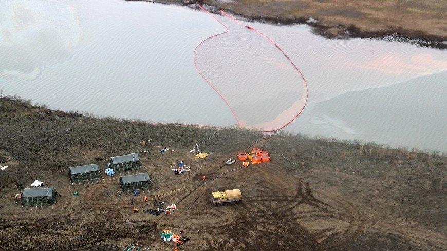 Росрыболовство: Восстановление водной экосистемы в Норильске займет 18 лет