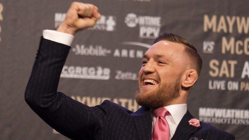 Макгрегор объявил о возвращении в MMA