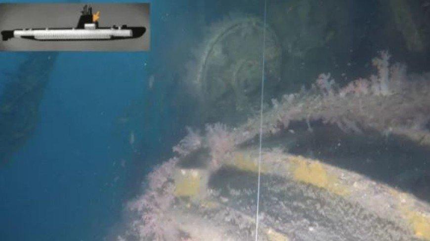 Неподалеку от Суматры нашли затонувшую подлодку Второй мировой войны