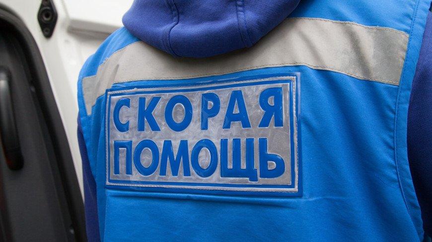 При падении параплана в Новой Москве пострадали два человека