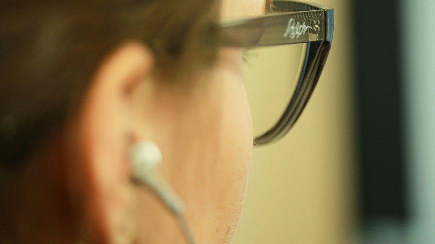 наушники, музыка, слушать, слышать, ухо, звук, плеер, гарнитура, микрофон, стерео, аудио, слух, очки, зрение, глаза, окулист, офтальмолог, смотреть ,взгляд, окуляры, оправа,
