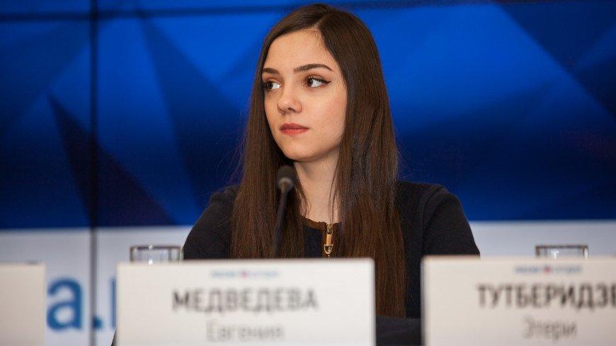 Медведева высказалась о своем возвращении к Тутберидзе