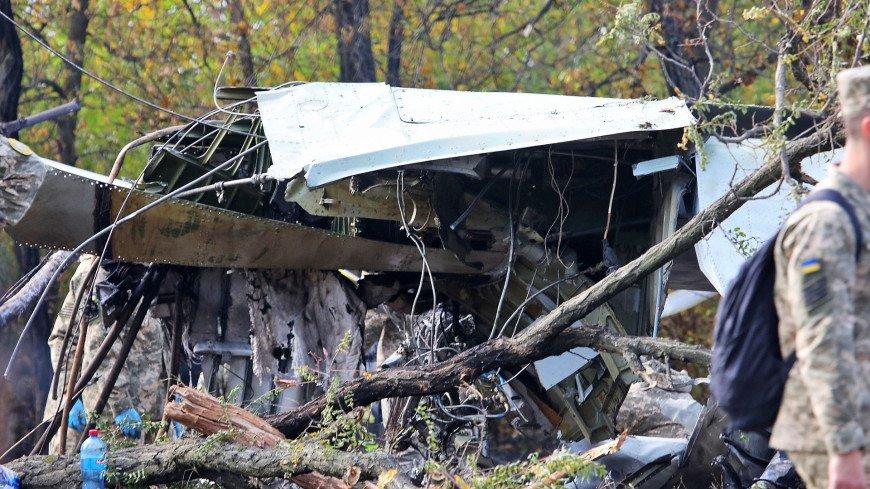 Выживший в авиакатастрофе под Харьковом рассказал, как ему удалось спастись