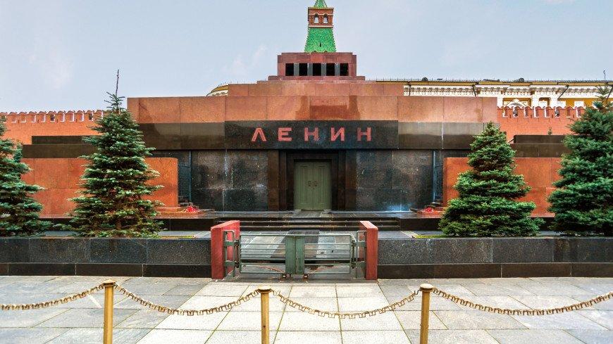 Мавзолей на Красной Площади