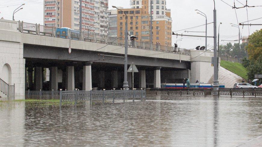 Тайфун «Хайшен» размыл дороги и обесточил 17 населенных пунктов в Приморье