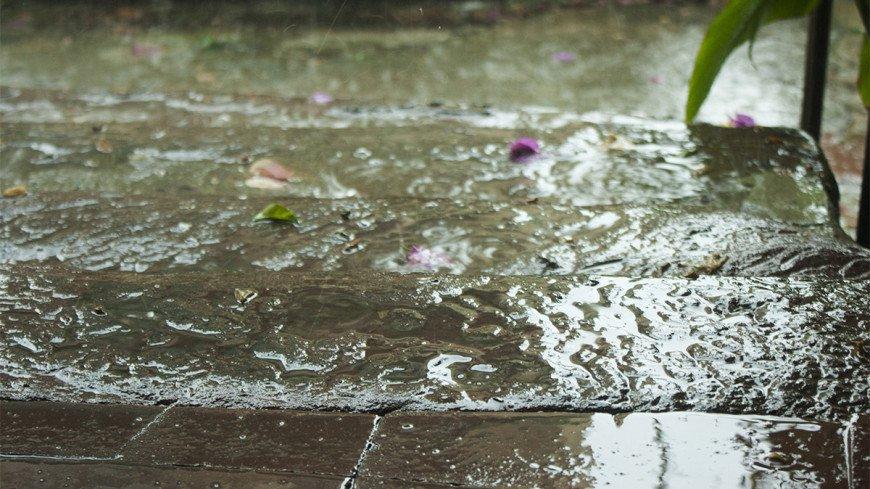 Краснодар второй день заливают дожди
