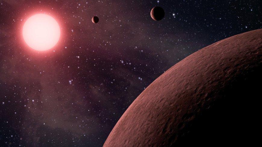 Эксперимент доказал возможность существования алмазных планет