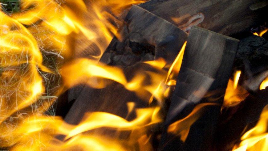 "Фото: Елена Андреева, ""«Мир24»"":http://mir24.tv/, пожар, огонь, костер"