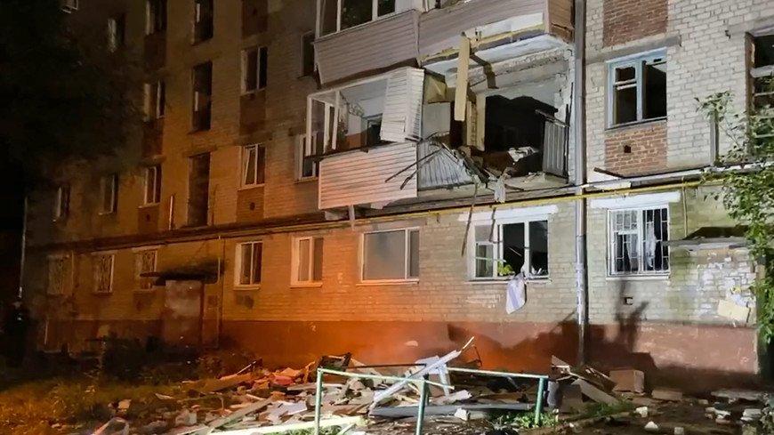 СК организовал проверку по факту взрыва газа в жилом доме в Тюмени