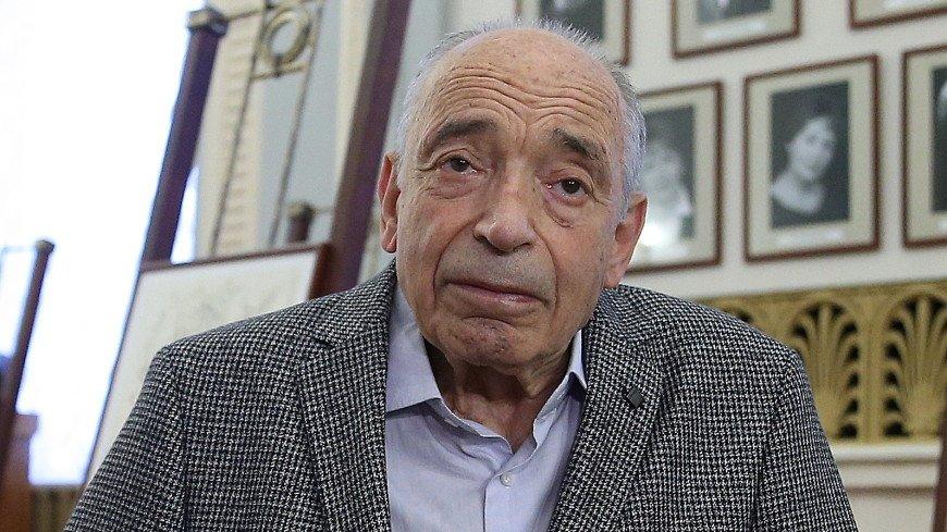 Народный артист РФ Валентин Гафт отмечает 85-летие
