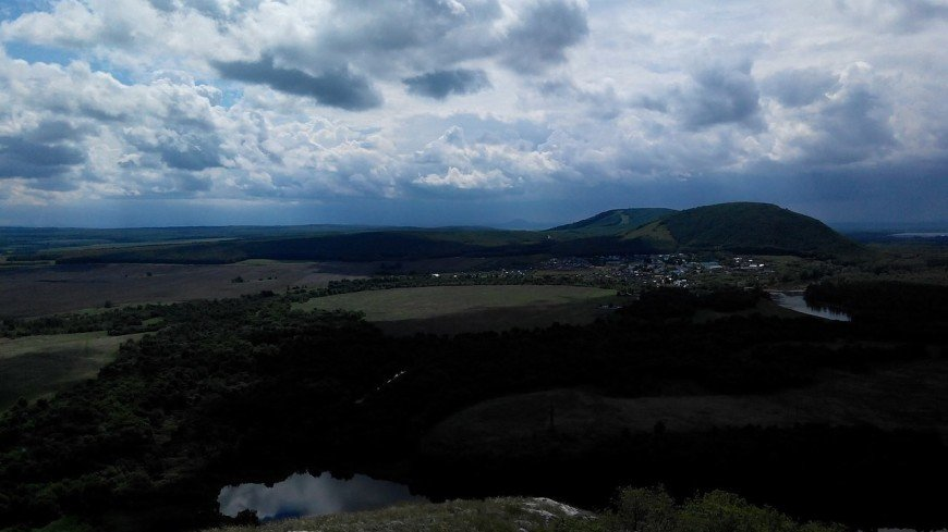 Башкирская гора Куштау получила статус памятника природы