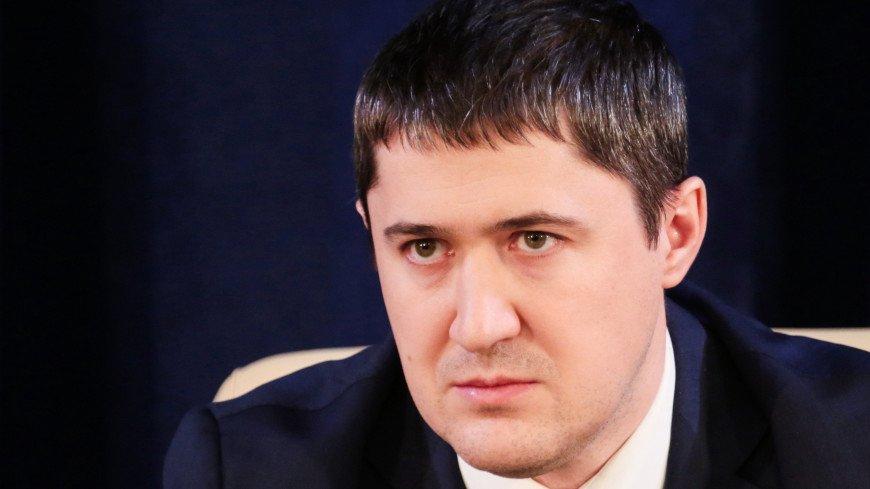 Пермский губернатор Дмитрий Махонин госпитализирован с коронавирусом