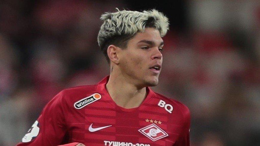 Два гола бразильца Айртона принесли «Спартаку» победу над «Тамбовом»