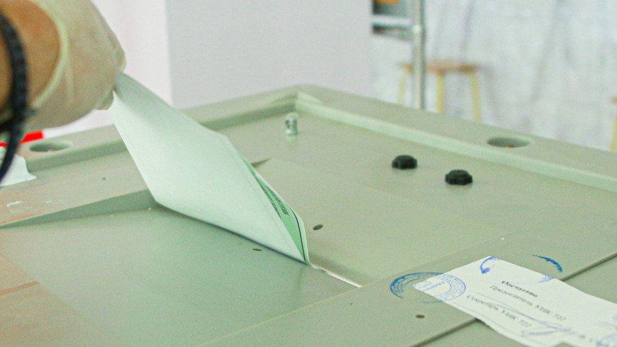 В Подмосковье стартовало досрочное голосование на муниципальных выборах