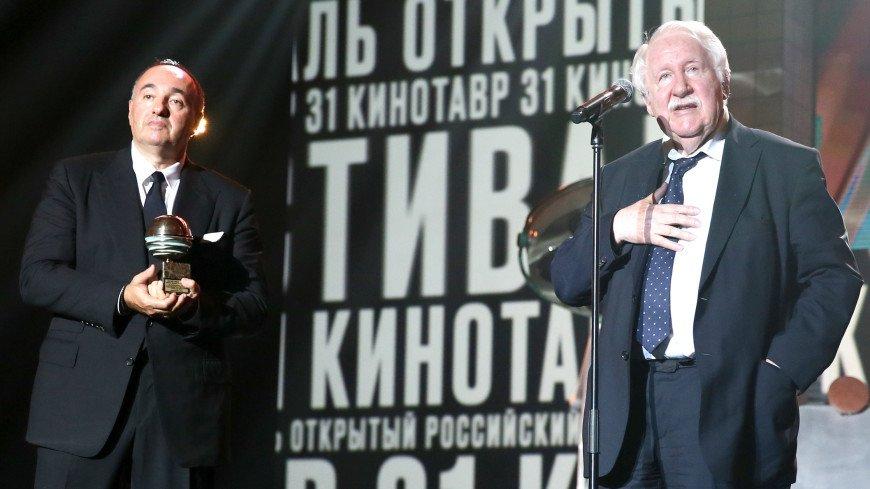 Андрей Хржановский получил почетный приз «Кинотавра»