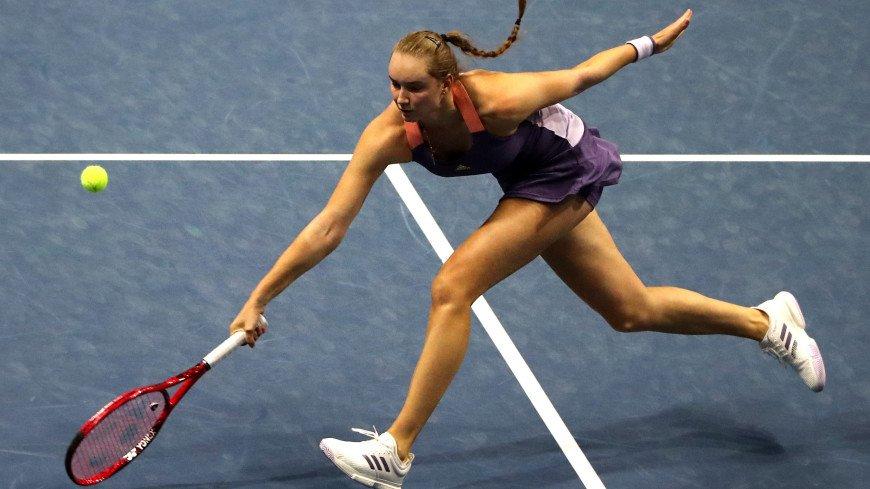 Казахстанская теннисистка Рыбакина вышла в финал турнира в Страсбурге