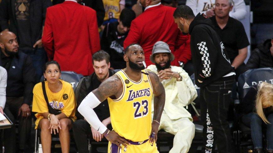 Леброн Джеймс стал рекордсменом НБА по количеству побед в плей-офф